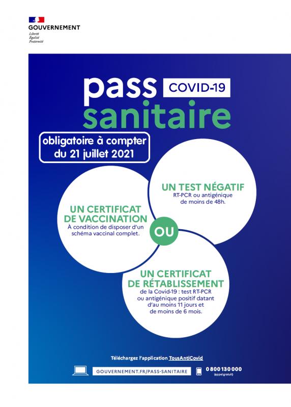 Pass sanitaire2